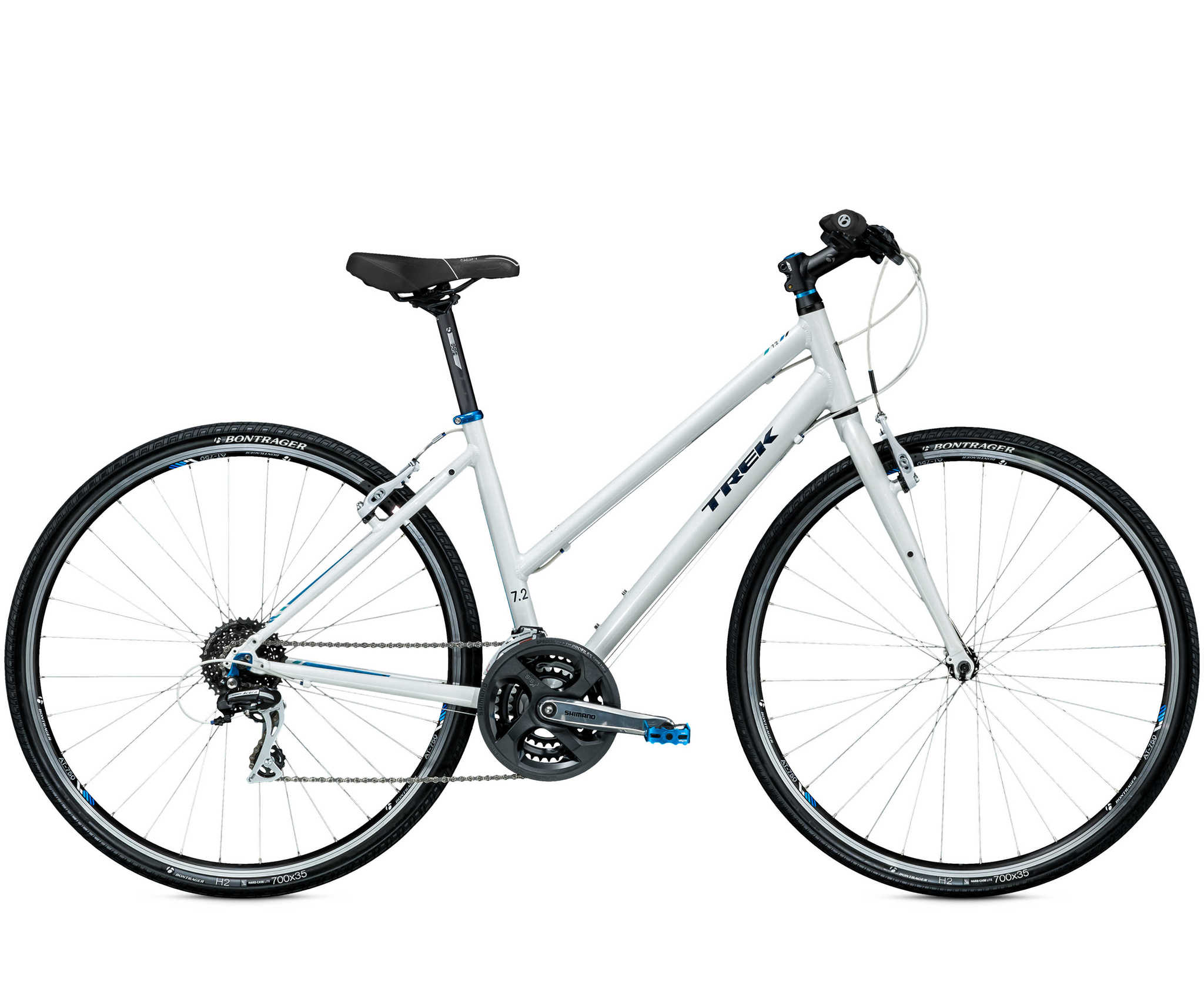 Trek 7.2 FX Womens Low (2016)Дорожные<br><br>