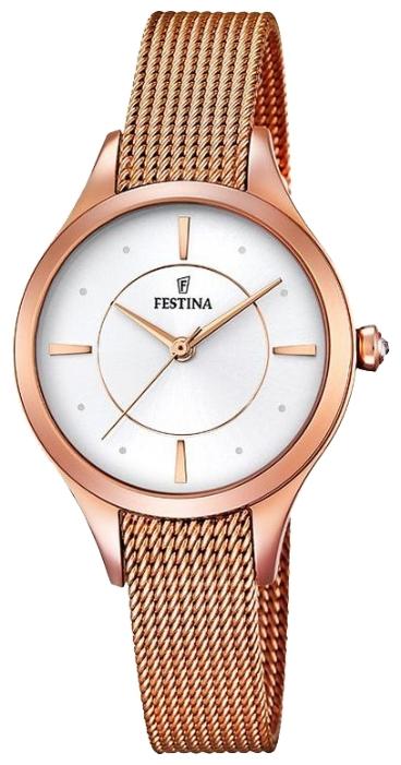 Festina F16960.1 - женские наручные часыFestina<br><br><br>Бренд: Festina<br>Модель: Festina F16960/1<br>Артикул: F16960.1<br>Вариант артикула: None<br>Коллекция: None<br>Подколлекция: None<br>Страна: Испания<br>Пол: женские<br>Тип механизма: кварцевые<br>Механизм: M2035<br>Количество камней: None<br>Автоподзавод: None<br>Источник энергии: от батарейки<br>Срок службы элемента питания: None<br>Дисплей: стрелки<br>Цифры: отсутствуют<br>Водозащита: WR 50<br>Противоударные: None<br>Материал корпуса: нерж. сталь, полное покрытие корпуса<br>Материал браслета: нерж. сталь, полное дополнительное покрытие<br>Материал безеля: None<br>Стекло: минеральное<br>Антибликовое покрытие: None<br>Цвет корпуса: None<br>Цвет браслета: None<br>Цвет циферблата: None<br>Цвет безеля: None<br>Размеры: 32x43x9 мм<br>Диаметр: None<br>Диаметр корпуса: None<br>Толщина: None<br>Ширина ремешка: None<br>Вес: None<br>Спорт-функции: None<br>Подсветка: None<br>Вставка: None<br>Отображение даты: None<br>Хронограф: None<br>Таймер: None<br>Термометр: None<br>Хронометр: None<br>GPS: None<br>Радиосинхронизация: None<br>Барометр: None<br>Скелетон: None<br>Дополнительная информация: None<br>Дополнительные функции: None
