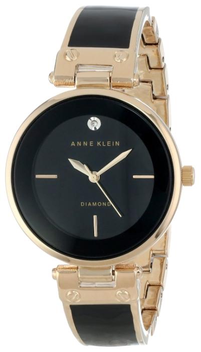 Anne Klein 1414BKGB - женские наручные часы из коллекции DiamondAnne Klein<br><br><br>Бренд: Anne Klein<br>Модель: Anne Klein 1414 BKGB<br>Артикул: 1414BKGB<br>Вариант артикула: None<br>Коллекция: Diamond<br>Подколлекция: None<br>Страна: США<br>Пол: женские<br>Тип механизма: кварцевые<br>Механизм: None<br>Количество камней: None<br>Автоподзавод: None<br>Источник энергии: от батарейки<br>Срок службы элемента питания: None<br>Дисплей: стрелки<br>Цифры: отсутствуют<br>Водозащита: WR 20<br>Противоударные: None<br>Материал корпуса: не указан, PVD покрытие (полное)<br>Материал браслета: не указан, PVD покрытие (частичное)<br>Материал безеля: None<br>Стекло: минеральное<br>Антибликовое покрытие: None<br>Цвет корпуса: None<br>Цвет браслета: None<br>Цвет циферблата: None<br>Цвет безеля: None<br>Размеры: 34 мм<br>Диаметр: None<br>Диаметр корпуса: None<br>Толщина: None<br>Ширина ремешка: None<br>Вес: None<br>Спорт-функции: None<br>Подсветка: None<br>Вставка: бриллиант<br>Отображение даты: None<br>Хронограф: None<br>Таймер: None<br>Термометр: None<br>Хронометр: None<br>GPS: None<br>Радиосинхронизация: None<br>Барометр: None<br>Скелетон: None<br>Дополнительная информация: пластиковые вставки на браслете<br>Дополнительные функции: None