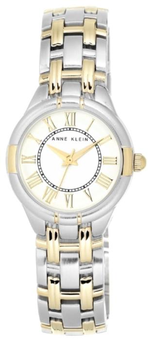 Anne Klein 2015WTTT - женские наручные часы из коллекции DailyAnne Klein<br><br><br>Бренд: Anne Klein<br>Модель: Anne Klein 2015 WTTT<br>Артикул: 2015WTTT<br>Вариант артикула: None<br>Коллекция: Daily<br>Подколлекция: None<br>Страна: США<br>Пол: женские<br>Тип механизма: кварцевые<br>Механизм: None<br>Количество камней: None<br>Автоподзавод: None<br>Источник энергии: от батарейки<br>Срок службы элемента питания: None<br>Дисплей: стрелки<br>Цифры: римские<br>Водозащита: WR 30<br>Противоударные: None<br>Материал корпуса: не указан, PVD покрытие (частичное)<br>Материал браслета: не указан, PVD покрытие (частичное)<br>Материал безеля: None<br>Стекло: минеральное<br>Антибликовое покрытие: None<br>Цвет корпуса: None<br>Цвет браслета: None<br>Цвет циферблата: None<br>Цвет безеля: None<br>Размеры: 29 мм<br>Диаметр: None<br>Диаметр корпуса: None<br>Толщина: None<br>Ширина ремешка: None<br>Вес: None<br>Спорт-функции: None<br>Подсветка: None<br>Вставка: None<br>Отображение даты: None<br>Хронограф: None<br>Таймер: None<br>Термометр: None<br>Хронометр: None<br>GPS: None<br>Радиосинхронизация: None<br>Барометр: None<br>Скелетон: None<br>Дополнительная информация: None<br>Дополнительные функции: None