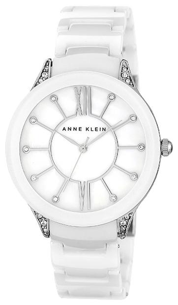 Anne Klein 1673WTSV - женские наручные часы из коллекции DailyAnne Klein<br><br><br>Бренд: Anne Klein<br>Модель: Anne Klein 1673 WTSV<br>Артикул: 1673WTSV<br>Вариант артикула: None<br>Коллекция: Daily<br>Подколлекция: None<br>Страна: США<br>Пол: женские<br>Тип механизма: кварцевые<br>Механизм: None<br>Количество камней: None<br>Автоподзавод: None<br>Источник энергии: от батарейки<br>Срок службы элемента питания: None<br>Дисплей: стрелки<br>Цифры: римские<br>Водозащита: None<br>Противоударные: None<br>Материал корпуса: не указан<br>Материал браслета: керамика<br>Материал безеля: None<br>Стекло: минеральное<br>Антибликовое покрытие: None<br>Цвет корпуса: None<br>Цвет браслета: None<br>Цвет циферблата: None<br>Цвет безеля: None<br>Размеры: 36 мм<br>Диаметр: None<br>Диаметр корпуса: None<br>Толщина: None<br>Ширина ремешка: None<br>Вес: None<br>Спорт-функции: None<br>Подсветка: None<br>Вставка: кристаллы Swarovski<br>Отображение даты: None<br>Хронограф: None<br>Таймер: None<br>Термометр: None<br>Хронометр: None<br>GPS: None<br>Радиосинхронизация: None<br>Барометр: None<br>Скелетон: None<br>Дополнительная информация: None<br>Дополнительные функции: None