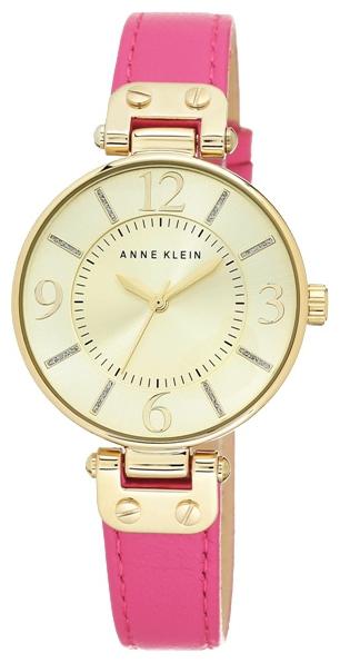Anne Klein 9168CHPK - женские наручные часы из коллекции RingAnne Klein<br><br><br>Бренд: Anne Klein<br>Модель: Anne Klein 9168 CHPK<br>Артикул: 9168CHPK<br>Вариант артикула: None<br>Коллекция: Ring<br>Подколлекция: None<br>Страна: США<br>Пол: женские<br>Тип механизма: кварцевые<br>Механизм: None<br>Количество камней: None<br>Автоподзавод: None<br>Источник энергии: от батарейки<br>Срок службы элемента питания: None<br>Дисплей: стрелки<br>Цифры: арабские<br>Водозащита: WR 30<br>Противоударные: None<br>Материал корпуса: не указан, PVD покрытие (полное)<br>Материал браслета: кожа<br>Материал безеля: None<br>Стекло: минеральное<br>Антибликовое покрытие: None<br>Цвет корпуса: None<br>Цвет браслета: None<br>Цвет циферблата: None<br>Цвет безеля: None<br>Размеры: 34x6 мм<br>Диаметр: None<br>Диаметр корпуса: None<br>Толщина: None<br>Ширина ремешка: None<br>Вес: None<br>Спорт-функции: None<br>Подсветка: None<br>Вставка: None<br>Отображение даты: None<br>Хронограф: None<br>Таймер: None<br>Термометр: None<br>Хронометр: None<br>GPS: None<br>Радиосинхронизация: None<br>Барометр: None<br>Скелетон: None<br>Дополнительная информация: None<br>Дополнительные функции: None