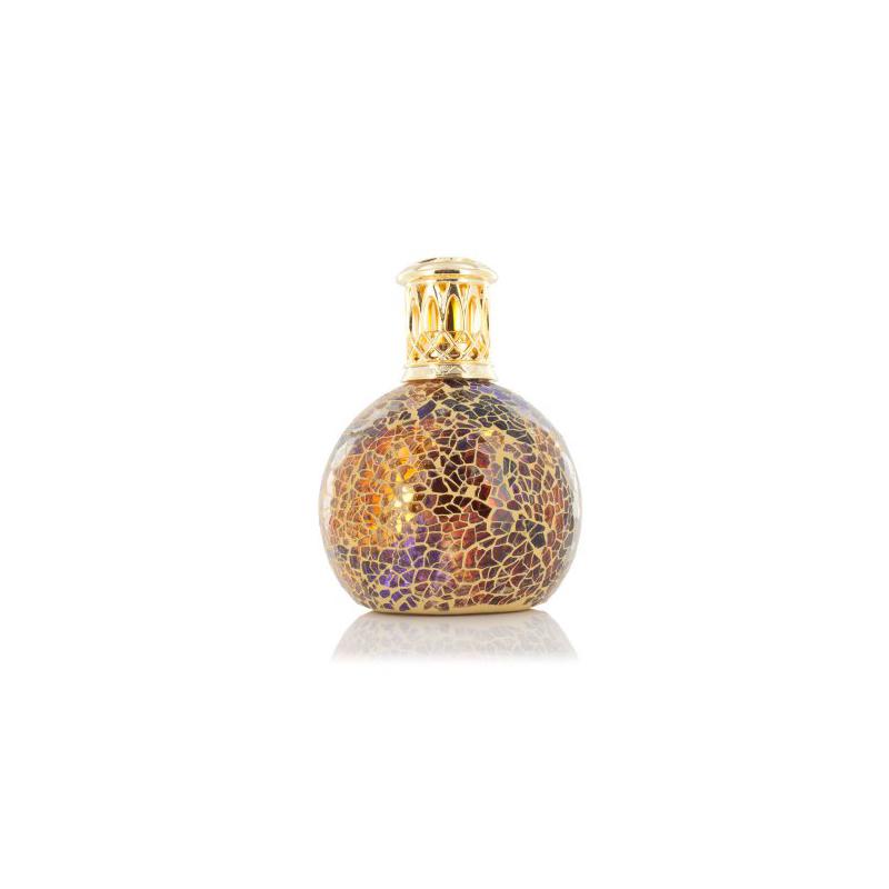 Аромалампа Малые ароматические лампы<br>АромалампаЗолотой закат - Драгоценная позолоченная лампа из блестящей мозаики различных оттенков золота с блестящим золотым декоративным колпачком. Эта лампа сияет ярко, словно солнце.<br>Правила обращения с продукциейAshleigh&amp;Burwood<br>