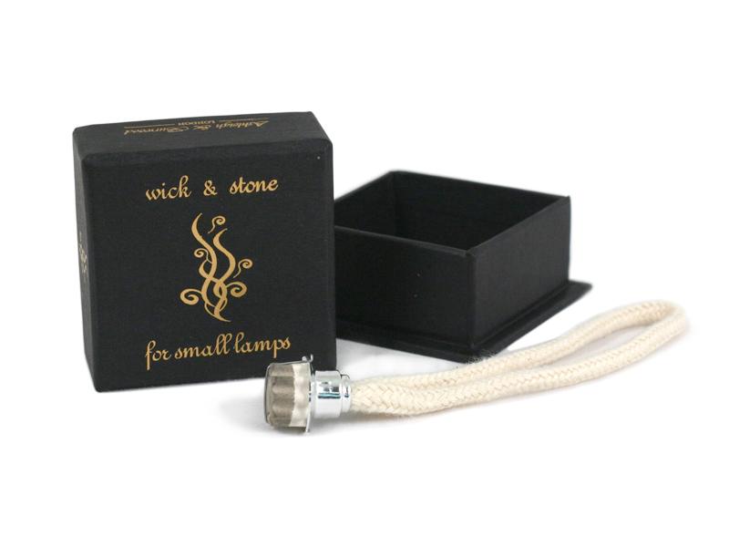 Фитиль малый (Аксессуары для аромаламп)Аксессуары для аромаламп<br>Запасной фитиль для малой аромалампы<br>Правила обращения с продукциейAshleigh&amp;Burwood<br>