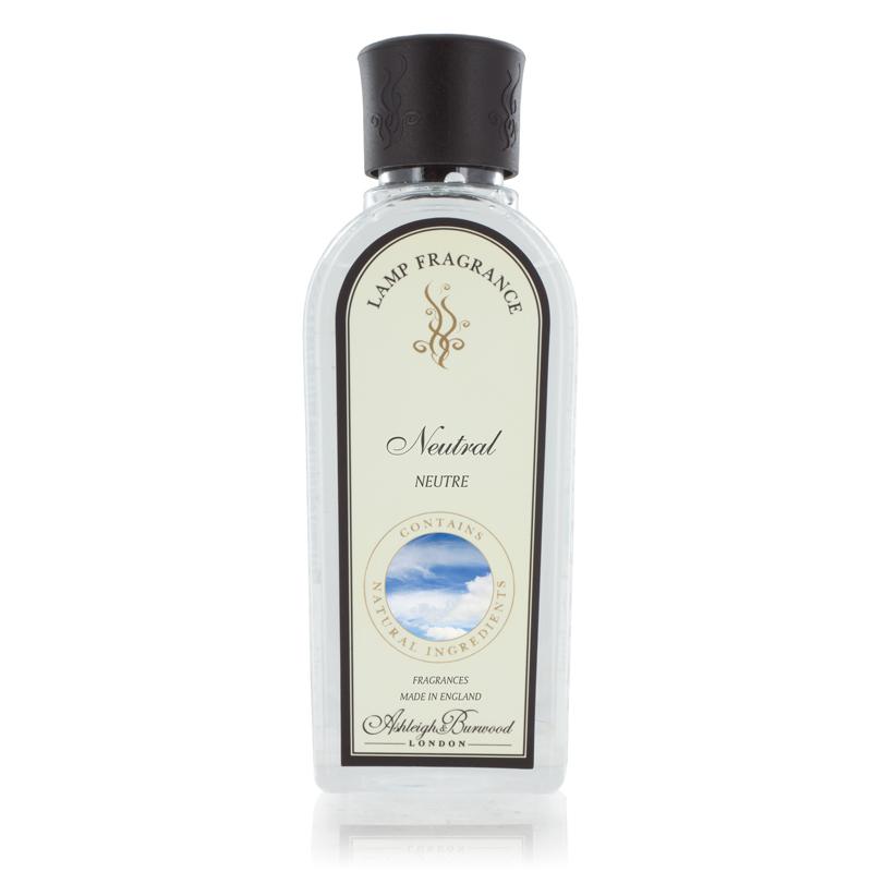 Аромат для ламп Нейтральный (без запаха) 500 мл (Ароматы для Аромаламп)Ароматы для Аромаламп<br>Аромат без запаха нейтрализует нежелательные и неприятные домашние запахи, оставляя Ваш дом пахнущим свежестью и природной чистотой.<br>Правила обращения с продукциейAshleigh&amp;Burwood<br>