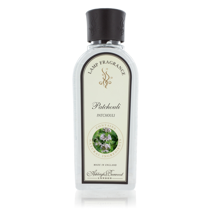 Аромат для ламп Пачули 500 мл (Ароматы для Аромаламп)Ароматы для Аромаламп<br>Сильный цветочный запах с основными нотками пачули, разбавленными запахами мускуса и аниса. Традиционный запах, не выходящий из моды.<br>Правила обращения с продукциейAshleigh&amp;Burwood<br>