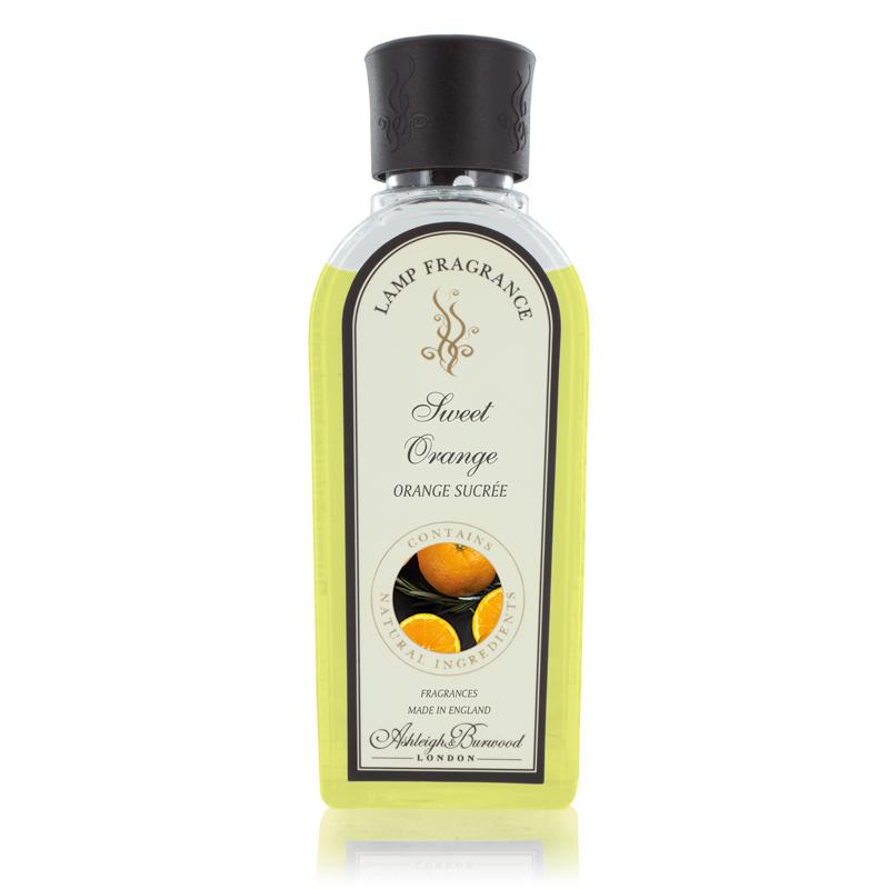 Аромат для ламп Сладкий апельсин 500 мл (Ароматы для Аромаламп)Ароматы для Аромаламп<br>Аппетитный сладкий аромат, напоминающий вкус сочного апельсина. Поистине апельсиновый запах с добавлением бодрящих ноток грейпфрута и лайма. Идеальный солнечный парфюм для дома.<br>Правила обращения с продукциейAshleigh&amp;Burwood<br>
