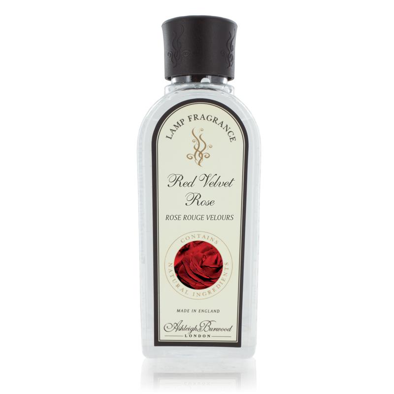 Аромат для ламп Красная бархатная роза 500 мл (Ароматы для Аромаламп)Ароматы для Аромаламп<br>Пьянящее сочетание розы и нероли, с нотками сирени, флердоранж и календулы. Этот аромат подкреплен экстрактом мускуса и ванили, чтобы создать уникальную свежую интерпретацию традиционно любимого аромата розы.<br>Правила обращения с продукциейAshleigh&amp;Burwood<br>