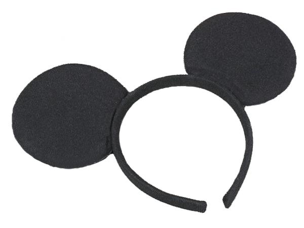 Сделать ушки мышки своими руками