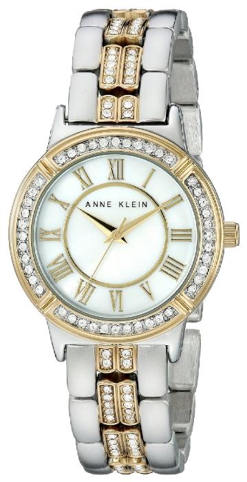 Anne Klein 2019MPTT - женские наручные часы из коллекции CrystalAnne Klein<br><br><br>Бренд: Anne Klein<br>Модель: Anne Klein 2019 MPTT<br>Артикул: 2019MPTT<br>Вариант артикула: None<br>Коллекция: Crystal<br>Подколлекция: None<br>Страна: США<br>Пол: женские<br>Тип механизма: кварцевые<br>Механизм: None<br>Количество камней: None<br>Автоподзавод: None<br>Источник энергии: от батарейки<br>Срок службы элемента питания: None<br>Дисплей: стрелки<br>Цифры: римские<br>Водозащита: None<br>Противоударные: None<br>Материал корпуса: не указан, частичное покрытие корпуса<br>Материал браслета: не указан, частичное дополнительное покрытие<br>Материал безеля: None<br>Стекло: минеральное<br>Антибликовое покрытие: None<br>Цвет корпуса: None<br>Цвет браслета: None<br>Цвет циферблата: None<br>Цвет безеля: None<br>Размеры: 32 мм<br>Диаметр: None<br>Диаметр корпуса: None<br>Толщина: None<br>Ширина ремешка: None<br>Вес: None<br>Спорт-функции: None<br>Подсветка: None<br>Вставка: кристаллы Swarovski<br>Отображение даты: None<br>Хронограф: None<br>Таймер: None<br>Термометр: None<br>Хронометр: None<br>GPS: None<br>Радиосинхронизация: None<br>Барометр: None<br>Скелетон: None<br>Дополнительная информация: None<br>Дополнительные функции: None
