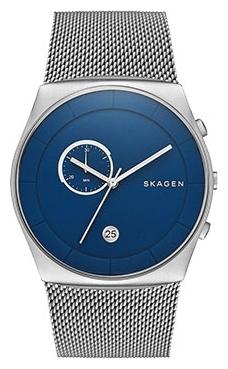 Skagen SKW6185 - мужские наручные часы из коллекции MeshSkagen<br><br><br>Бренд: Skagen<br>Модель: Skagen SKW6185<br>Артикул: SKW6185<br>Вариант артикула: None<br>Коллекция: Mesh<br>Подколлекция: None<br>Страна: Дания<br>Пол: мужские<br>Тип механизма: кварцевые<br>Механизм: None<br>Количество камней: None<br>Автоподзавод: None<br>Источник энергии: от батарейки<br>Срок службы элемента питания: None<br>Дисплей: стрелки<br>Цифры: отсутствуют<br>Водозащита: WR 50<br>Противоударные: None<br>Материал корпуса: нерж. сталь<br>Материал браслета: нерж. сталь<br>Материал безеля: None<br>Стекло: минеральное<br>Антибликовое покрытие: None<br>Цвет корпуса: None<br>Цвет браслета: None<br>Цвет циферблата: None<br>Цвет безеля: None<br>Размеры: None<br>Диаметр: None<br>Диаметр корпуса: None<br>Толщина: None<br>Ширина ремешка: None<br>Вес: None<br>Спорт-функции: секундомер<br>Подсветка: стрелок<br>Вставка: None<br>Отображение даты: число<br>Хронограф: есть<br>Таймер: None<br>Термометр: None<br>Хронометр: None<br>GPS: None<br>Радиосинхронизация: None<br>Барометр: None<br>Скелетон: None<br>Дополнительная информация: None<br>Дополнительные функции: None