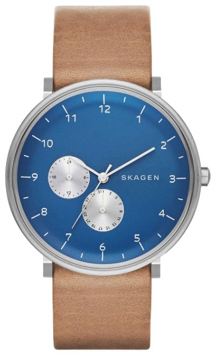 Skagen SKW6167 - мужские наручные часы из коллекции LeatherSkagen<br><br><br>Бренд: Skagen<br>Модель: Skagen SKW6167<br>Артикул: SKW6167<br>Вариант артикула: None<br>Коллекция: Leather<br>Подколлекция: None<br>Страна: Дания<br>Пол: мужские<br>Тип механизма: кварцевые<br>Механизм: None<br>Количество камней: None<br>Автоподзавод: None<br>Источник энергии: от батарейки<br>Срок службы элемента питания: None<br>Дисплей: стрелки<br>Цифры: арабские<br>Водозащита: WR 30<br>Противоударные: None<br>Материал корпуса: нерж. сталь<br>Материал браслета: кожа<br>Материал безеля: None<br>Стекло: минеральное<br>Антибликовое покрытие: None<br>Цвет корпуса: None<br>Цвет браслета: None<br>Цвет циферблата: None<br>Цвет безеля: None<br>Размеры: None<br>Диаметр: None<br>Диаметр корпуса: None<br>Толщина: None<br>Ширина ремешка: None<br>Вес: None<br>Спорт-функции: None<br>Подсветка: None<br>Вставка: None<br>Отображение даты: число<br>Хронограф: None<br>Таймер: None<br>Термометр: None<br>Хронометр: None<br>GPS: None<br>Радиосинхронизация: None<br>Барометр: None<br>Скелетон: None<br>Дополнительная информация: None<br>Дополнительные функции: None