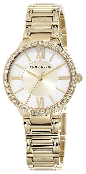 Anne Klein 1794MPGB - женские наручные часы из коллекции CrystalAnne Klein<br><br><br>Бренд: Anne Klein<br>Модель: Anne Klein 1794 MPGB<br>Артикул: 1794MPGB<br>Вариант артикула: None<br>Коллекция: Crystal<br>Подколлекция: None<br>Страна: США<br>Пол: женские<br>Тип механизма: кварцевые<br>Механизм: None<br>Количество камней: None<br>Автоподзавод: None<br>Источник энергии: от батарейки<br>Срок службы элемента питания: None<br>Дисплей: стрелки<br>Цифры: римские<br>Водозащита: None<br>Противоударные: None<br>Материал корпуса: не указан, PVD покрытие (полное)<br>Материал браслета: не указан, PVD покрытие (полное)<br>Материал безеля: None<br>Стекло: минеральное<br>Антибликовое покрытие: None<br>Цвет корпуса: None<br>Цвет браслета: None<br>Цвет циферблата: None<br>Цвет безеля: None<br>Размеры: 39 мм<br>Диаметр: None<br>Диаметр корпуса: None<br>Толщина: None<br>Ширина ремешка: None<br>Вес: None<br>Спорт-функции: None<br>Подсветка: None<br>Вставка: кристаллы Swarovski<br>Отображение даты: None<br>Хронограф: None<br>Таймер: None<br>Термометр: None<br>Хронометр: None<br>GPS: None<br>Радиосинхронизация: None<br>Барометр: None<br>Скелетон: None<br>Дополнительная информация: None<br>Дополнительные функции: None