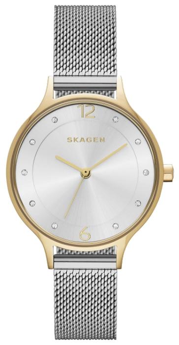 Skagen SKW2340 - женские наручные часы из коллекции MeshSkagen<br><br><br>Бренд: Skagen<br>Модель: Skagen<br>Артикул: SKW2340<br>Вариант артикула: None<br>Коллекция: Mesh<br>Подколлекция: None<br>Страна: Дания<br>Пол: женские<br>Тип механизма: кварцевые<br>Механизм: None<br>Количество камней: None<br>Автоподзавод: None<br>Источник энергии: от батарейки<br>Срок службы элемента питания: None<br>Дисплей: стрелки<br>Цифры: арабские<br>Водозащита: WR 30<br>Противоударные: None<br>Материал корпуса: нерж. сталь, IP покрытие (полное)<br>Материал браслета: нерж. сталь<br>Материал безеля: None<br>Стекло: минеральное<br>Антибликовое покрытие: None<br>Цвет корпуса: None<br>Цвет браслета: None<br>Цвет циферблата: None<br>Цвет безеля: None<br>Размеры: None<br>Диаметр: None<br>Диаметр корпуса: None<br>Толщина: None<br>Ширина ремешка: None<br>Вес: None<br>Спорт-функции: None<br>Подсветка: None<br>Вставка: None<br>Отображение даты: None<br>Хронограф: None<br>Таймер: None<br>Термометр: None<br>Хронометр: None<br>GPS: None<br>Радиосинхронизация: None<br>Барометр: None<br>Скелетон: None<br>Дополнительная информация: None<br>Дополнительные функции: None