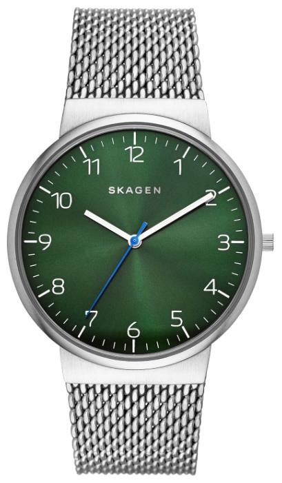 Skagen SKW6184 - мужские наручные часы из коллекции MeshSkagen<br><br><br>Бренд: Skagen<br>Модель: Skagen<br>Артикул: SKW6184<br>Вариант артикула: None<br>Коллекция: Mesh<br>Подколлекция: None<br>Страна: Дания<br>Пол: мужские<br>Тип механизма: кварцевые<br>Механизм: None<br>Количество камней: None<br>Автоподзавод: None<br>Источник энергии: от батарейки<br>Срок службы элемента питания: None<br>Дисплей: стрелки<br>Цифры: арабские<br>Водозащита: WR 30<br>Противоударные: None<br>Материал корпуса: нерж. сталь<br>Материал браслета: нерж. сталь<br>Материал безеля: None<br>Стекло: минеральное<br>Антибликовое покрытие: None<br>Цвет корпуса: None<br>Цвет браслета: None<br>Цвет циферблата: None<br>Цвет безеля: None<br>Размеры: None<br>Диаметр: None<br>Диаметр корпуса: None<br>Толщина: None<br>Ширина ремешка: None<br>Вес: None<br>Спорт-функции: None<br>Подсветка: None<br>Вставка: None<br>Отображение даты: число<br>Хронограф: None<br>Таймер: None<br>Термометр: None<br>Хронометр: None<br>GPS: None<br>Радиосинхронизация: None<br>Барометр: None<br>Скелетон: None<br>Дополнительная информация: None<br>Дополнительные функции: None