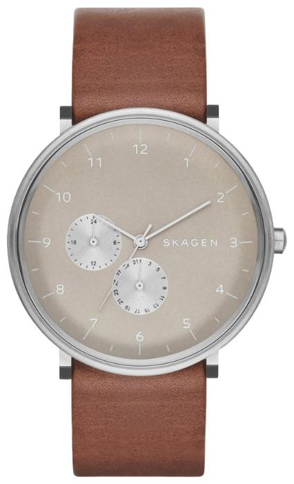 Skagen SKW6168 - мужские наручные часы из коллекции LeatherSkagen<br><br><br>Бренд: Skagen<br>Модель: Skagen SKW6168<br>Артикул: SKW6168<br>Вариант артикула: None<br>Коллекция: Leather<br>Подколлекция: None<br>Страна: Дания<br>Пол: мужские<br>Тип механизма: кварцевые<br>Механизм: None<br>Количество камней: None<br>Автоподзавод: None<br>Источник энергии: от батарейки<br>Срок службы элемента питания: None<br>Дисплей: стрелки<br>Цифры: арабские<br>Водозащита: WR 30<br>Противоударные: None<br>Материал корпуса: нерж. сталь<br>Материал браслета: кожа (не указан)<br>Материал безеля: None<br>Стекло: минеральное<br>Антибликовое покрытие: None<br>Цвет корпуса: None<br>Цвет браслета: None<br>Цвет циферблата: None<br>Цвет безеля: None<br>Размеры: None<br>Диаметр: None<br>Диаметр корпуса: None<br>Толщина: None<br>Ширина ремешка: None<br>Вес: None<br>Спорт-функции: None<br>Подсветка: None<br>Вставка: None<br>Отображение даты: число<br>Хронограф: None<br>Таймер: None<br>Термометр: None<br>Хронометр: None<br>GPS: None<br>Радиосинхронизация: None<br>Барометр: None<br>Скелетон: None<br>Дополнительная информация: None<br>Дополнительные функции: None