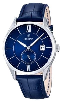 Festina F16872.3 - мужские наручные часы из коллекции ClassicFestina<br><br><br>Бренд: Festina<br>Модель: Festina F16872/3<br>Артикул: F16872.3<br>Вариант артикула: None<br>Коллекция: Classic<br>Подколлекция: None<br>Страна: Испания<br>Пол: мужские<br>Тип механизма: кварцевые<br>Механизм: None<br>Количество камней: None<br>Автоподзавод: None<br>Источник энергии: от батарейки<br>Срок службы элемента питания: None<br>Дисплей: стрелки<br>Цифры: римские<br>Водозащита: WR 50<br>Противоударные: None<br>Материал корпуса: нерж. сталь<br>Материал браслета: кожа (не указан)<br>Материал безеля: None<br>Стекло: минеральное<br>Антибликовое покрытие: None<br>Цвет корпуса: None<br>Цвет браслета: None<br>Цвет циферблата: None<br>Цвет безеля: None<br>Размеры: 42.5 мм<br>Диаметр: None<br>Диаметр корпуса: None<br>Толщина: None<br>Ширина ремешка: None<br>Вес: None<br>Спорт-функции: None<br>Подсветка: стрелок<br>Вставка: None<br>Отображение даты: число<br>Хронограф: None<br>Таймер: None<br>Термометр: None<br>Хронометр: None<br>GPS: None<br>Радиосинхронизация: None<br>Барометр: None<br>Скелетон: None<br>Дополнительная информация: None<br>Дополнительные функции: None