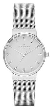 Skagen SKW2195 - женские наручные часы из коллекции MeshSkagen<br><br><br>Бренд: Skagen<br>Модель: Skagen SKW2195<br>Артикул: SKW2195<br>Вариант артикула: None<br>Коллекция: Mesh<br>Подколлекция: None<br>Страна: Дания<br>Пол: женские<br>Тип механизма: кварцевые<br>Механизм: None<br>Количество камней: None<br>Автоподзавод: None<br>Источник энергии: от батарейки<br>Срок службы элемента питания: None<br>Дисплей: стрелки<br>Цифры: отсутствуют<br>Водозащита: WR 30<br>Противоударные: None<br>Материал корпуса: нерж. сталь<br>Материал браслета: нерж. сталь<br>Материал безеля: None<br>Стекло: минеральное<br>Антибликовое покрытие: None<br>Цвет корпуса: None<br>Цвет браслета: None<br>Цвет циферблата: None<br>Цвет безеля: None<br>Размеры: None<br>Диаметр: None<br>Диаметр корпуса: None<br>Толщина: None<br>Ширина ремешка: None<br>Вес: None<br>Спорт-функции: None<br>Подсветка: None<br>Вставка: None<br>Отображение даты: None<br>Хронограф: None<br>Таймер: None<br>Термометр: None<br>Хронометр: None<br>GPS: None<br>Радиосинхронизация: None<br>Барометр: None<br>Скелетон: None<br>Дополнительная информация: None<br>Дополнительные функции: None