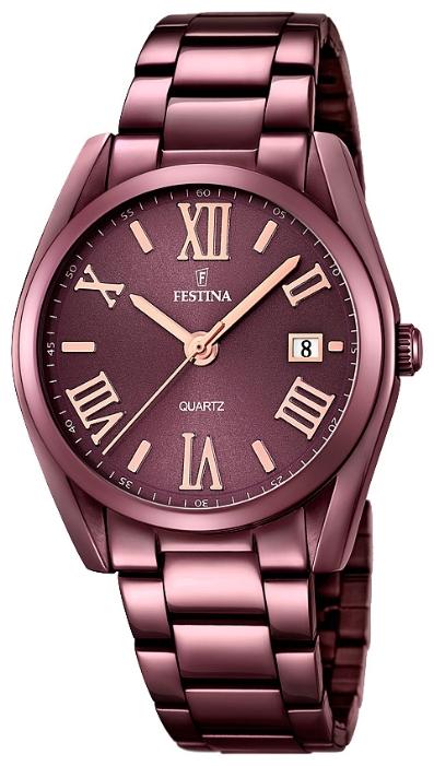 Festina F16865.1 - женские наручные часы из коллекции TrendFestina<br><br><br>Бренд: Festina<br>Модель: Festina F16865/1<br>Артикул: F16865.1<br>Вариант артикула: None<br>Коллекция: Trend<br>Подколлекция: None<br>Страна: Испания<br>Пол: женские<br>Тип механизма: кварцевые<br>Механизм: M2115<br>Количество камней: None<br>Автоподзавод: None<br>Источник энергии: от батарейки<br>Срок службы элемента питания: None<br>Дисплей: стрелки<br>Цифры: римские<br>Водозащита: WR 50<br>Противоударные: None<br>Материал корпуса: нерж. сталь, PVD покрытие (полное)<br>Материал браслета: нерж. сталь, PVD покрытие (полное)<br>Материал безеля: None<br>Стекло: минеральное<br>Антибликовое покрытие: None<br>Цвет корпуса: None<br>Цвет браслета: None<br>Цвет циферблата: None<br>Цвет безеля: None<br>Размеры: 37 мм<br>Диаметр: None<br>Диаметр корпуса: None<br>Толщина: None<br>Ширина ремешка: None<br>Вес: None<br>Спорт-функции: None<br>Подсветка: None<br>Вставка: None<br>Отображение даты: число<br>Хронограф: None<br>Таймер: None<br>Термометр: None<br>Хронометр: None<br>GPS: None<br>Радиосинхронизация: None<br>Барометр: None<br>Скелетон: None<br>Дополнительная информация: None<br>Дополнительные функции: None
