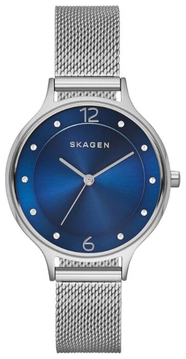 Skagen SKW2307 - женские наручные часы из коллекции MeshSkagen<br><br><br>Бренд: Skagen<br>Модель: Skagen SKW2307<br>Артикул: SKW2307<br>Вариант артикула: None<br>Коллекция: Mesh<br>Подколлекция: None<br>Страна: Дания<br>Пол: женские<br>Тип механизма: кварцевые<br>Механизм: None<br>Количество камней: None<br>Автоподзавод: None<br>Источник энергии: от батарейки<br>Срок службы элемента питания: None<br>Дисплей: стрелки<br>Цифры: арабские<br>Водозащита: WR 30<br>Противоударные: None<br>Материал корпуса: нерж. сталь<br>Материал браслета: нерж. сталь<br>Материал безеля: None<br>Стекло: минеральное<br>Антибликовое покрытие: None<br>Цвет корпуса: None<br>Цвет браслета: None<br>Цвет циферблата: None<br>Цвет безеля: None<br>Размеры: None<br>Диаметр: None<br>Диаметр корпуса: None<br>Толщина: None<br>Ширина ремешка: None<br>Вес: None<br>Спорт-функции: None<br>Подсветка: None<br>Вставка: None<br>Отображение даты: None<br>Хронограф: None<br>Таймер: None<br>Термометр: None<br>Хронометр: None<br>GPS: None<br>Радиосинхронизация: None<br>Барометр: None<br>Скелетон: None<br>Дополнительная информация: None<br>Дополнительные функции: None