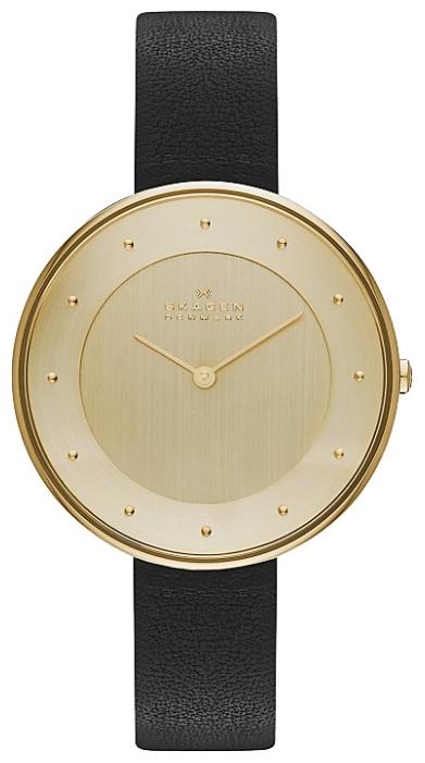Skagen SKW2262 - женские наручные часы из коллекции LeatherSkagen<br><br><br>Бренд: Skagen<br>Модель: Skagen SKW2262<br>Артикул: SKW2262<br>Вариант артикула: None<br>Коллекция: Leather<br>Подколлекция: None<br>Страна: Дания<br>Пол: женские<br>Тип механизма: кварцевые<br>Механизм: None<br>Количество камней: None<br>Автоподзавод: None<br>Источник энергии: от батарейки<br>Срок службы элемента питания: None<br>Дисплей: стрелки<br>Цифры: отсутствуют<br>Водозащита: WR 30<br>Противоударные: None<br>Материал корпуса: нерж. сталь, IP покрытие (полное)<br>Материал браслета: кожа<br>Материал безеля: None<br>Стекло: минеральное<br>Антибликовое покрытие: None<br>Цвет корпуса: None<br>Цвет браслета: None<br>Цвет циферблата: None<br>Цвет безеля: None<br>Размеры: None<br>Диаметр: None<br>Диаметр корпуса: None<br>Толщина: None<br>Ширина ремешка: None<br>Вес: None<br>Спорт-функции: None<br>Подсветка: None<br>Вставка: None<br>Отображение даты: None<br>Хронограф: None<br>Таймер: None<br>Термометр: None<br>Хронометр: None<br>GPS: None<br>Радиосинхронизация: None<br>Барометр: None<br>Скелетон: None<br>Дополнительная информация: None<br>Дополнительные функции: None