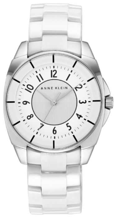 Anne Klein 1979WTWT - женские наручные часы из коллекции CeramicsAnne Klein<br><br><br>Бренд: Anne Klein<br>Модель: Anne Klein 1979 WTWT<br>Артикул: 1979WTWT<br>Вариант артикула: None<br>Коллекция: Ceramics<br>Подколлекция: None<br>Страна: США<br>Пол: женские<br>Тип механизма: кварцевые<br>Механизм: None<br>Количество камней: None<br>Автоподзавод: None<br>Источник энергии: от батарейки<br>Срок службы элемента питания: None<br>Дисплей: стрелки<br>Цифры: арабские<br>Водозащита: WR 30<br>Противоударные: None<br>Материал корпуса: не указан<br>Материал браслета: керамика<br>Материал безеля: None<br>Стекло: минеральное<br>Антибликовое покрытие: None<br>Цвет корпуса: None<br>Цвет браслета: None<br>Цвет циферблата: None<br>Цвет безеля: None<br>Размеры: 36 мм<br>Диаметр: None<br>Диаметр корпуса: None<br>Толщина: None<br>Ширина ремешка: None<br>Вес: None<br>Спорт-функции: None<br>Подсветка: None<br>Вставка: None<br>Отображение даты: None<br>Хронограф: None<br>Таймер: None<br>Термометр: None<br>Хронометр: None<br>GPS: None<br>Радиосинхронизация: None<br>Барометр: None<br>Скелетон: None<br>Дополнительная информация: None<br>Дополнительные функции: None