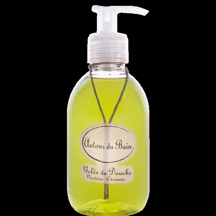 Гель для ванны и душа Гели и масла для ванны и душа<br>Гель для душа Verveine Citronne / Лимонная вербена 250 мл<br>Первые и очень свежие цитрусовые ноты переходят в сочетание травяных запахов, которые затем сменяются энергичным лимонным ароматом.<br>Нежные гели растительного происхождения могут быть использованы как для душа, так и для ванны для полного погружения в мир ароматов.<br>Используйте небольшое количество геля для ароматной и в то же время насыщенной и густой пены, которая сохраняет природное увлажнение и упругость кожи.<br>