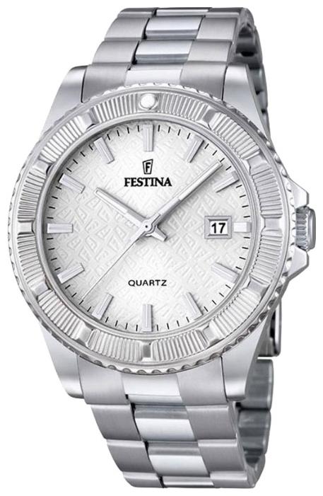 Festina F16684.1 - женские наручные часы из коллекции TrendFestina<br><br><br>Бренд: Festina<br>Модель: Festina F16684/1<br>Артикул: F16684.1<br>Вариант артикула: None<br>Коллекция: Trend<br>Подколлекция: None<br>Страна: Испания<br>Пол: женские<br>Тип механизма: кварцевые<br>Механизм: None<br>Количество камней: None<br>Автоподзавод: None<br>Источник энергии: от батарейки<br>Срок службы элемента питания: None<br>Дисплей: стрелки<br>Цифры: отсутствуют<br>Водозащита: WR 50<br>Противоударные: None<br>Материал корпуса: нерж. сталь<br>Материал браслета: нерж. сталь<br>Материал безеля: None<br>Стекло: минеральное<br>Антибликовое покрытие: None<br>Цвет корпуса: None<br>Цвет браслета: None<br>Цвет циферблата: None<br>Цвет безеля: None<br>Размеры: 40 мм<br>Диаметр: None<br>Диаметр корпуса: None<br>Толщина: None<br>Ширина ремешка: None<br>Вес: None<br>Спорт-функции: None<br>Подсветка: стрелок<br>Вставка: None<br>Отображение даты: число<br>Хронограф: None<br>Таймер: None<br>Термометр: None<br>Хронометр: None<br>GPS: None<br>Радиосинхронизация: None<br>Барометр: None<br>Скелетон: None<br>Дополнительная информация: None<br>Дополнительные функции: None