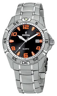 Festina F16170.A - мужские наручные часы из коллекции SportFestina<br><br><br>Бренд: Festina<br>Модель: Festina F16170/A<br>Артикул: F16170.A<br>Вариант артикула: None<br>Коллекция: Sport<br>Подколлекция: None<br>Страна: Испания<br>Пол: мужские<br>Тип механизма: кварцевые<br>Механизм: None<br>Количество камней: None<br>Автоподзавод: None<br>Источник энергии: от батарейки<br>Срок службы элемента питания: None<br>Дисплей: стрелки<br>Цифры: арабские<br>Водозащита: WR 100<br>Противоударные: None<br>Материал корпуса: нерж. сталь<br>Материал браслета: нерж. сталь<br>Материал безеля: None<br>Стекло: минеральное<br>Антибликовое покрытие: None<br>Цвет корпуса: None<br>Цвет браслета: None<br>Цвет циферблата: None<br>Цвет безеля: None<br>Размеры: 39 мм<br>Диаметр: None<br>Диаметр корпуса: None<br>Толщина: None<br>Ширина ремешка: None<br>Вес: None<br>Спорт-функции: None<br>Подсветка: стрелок<br>Вставка: None<br>Отображение даты: число<br>Хронограф: None<br>Таймер: None<br>Термометр: None<br>Хронометр: None<br>GPS: None<br>Радиосинхронизация: None<br>Барометр: None<br>Скелетон: None<br>Дополнительная информация: в комплекте кожаный ремешок<br>Дополнительные функции: None
