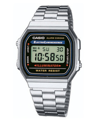 Наручные часы Casio A168WA-1WDF