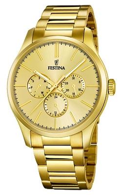 Festina F16811.1 - женские наручные часы из коллекции Boyfriend CollectionFestina<br><br><br>Бренд: Festina<br>Модель: Festina F16811/1<br>Артикул: F16811.1<br>Вариант артикула: None<br>Коллекция: Boyfriend Collection<br>Подколлекция: None<br>Страна: Испания<br>Пол: женские<br>Тип механизма: кварцевые<br>Механизм: M6P29<br>Количество камней: None<br>Автоподзавод: None<br>Источник энергии: от батарейки<br>Срок службы элемента питания: None<br>Дисплей: стрелки<br>Цифры: отсутствуют<br>Водозащита: WR 50<br>Противоударные: None<br>Материал корпуса: нерж. сталь, PVD покрытие (полное)<br>Материал браслета: нерж. сталь, PVD покрытие (полное)<br>Материал безеля: None<br>Стекло: минеральное<br>Антибликовое покрытие: None<br>Цвет корпуса: None<br>Цвет браслета: None<br>Цвет циферблата: None<br>Цвет безеля: None<br>Размеры: 43.8 мм<br>Диаметр: None<br>Диаметр корпуса: None<br>Толщина: None<br>Ширина ремешка: None<br>Вес: None<br>Спорт-функции: None<br>Подсветка: стрелок<br>Вставка: None<br>Отображение даты: число, день недели<br>Хронограф: None<br>Таймер: None<br>Термометр: None<br>Хронометр: None<br>GPS: None<br>Радиосинхронизация: None<br>Барометр: None<br>Скелетон: None<br>Дополнительная информация: None<br>Дополнительные функции: None