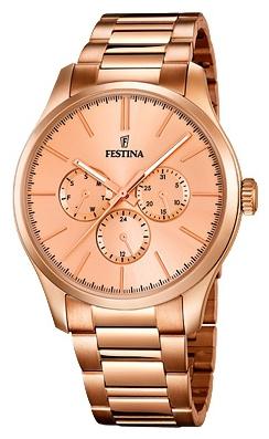 Festina F16812.1 - женские наручные часы из коллекции Boyfriend CollectionFestina<br><br><br>Бренд: Festina<br>Модель: Festina F16812/1<br>Артикул: F16812.1<br>Вариант артикула: None<br>Коллекция: Boyfriend Collection<br>Подколлекция: None<br>Страна: Испания<br>Пол: женские<br>Тип механизма: кварцевые<br>Механизм: M6P29<br>Количество камней: None<br>Автоподзавод: None<br>Источник энергии: от батарейки<br>Срок службы элемента питания: None<br>Дисплей: стрелки<br>Цифры: отсутствуют<br>Водозащита: WR 50<br>Противоударные: None<br>Материал корпуса: нерж. сталь, PVD покрытие (полное)<br>Материал браслета: нерж. сталь, PVD покрытие (полное)<br>Материал безеля: None<br>Стекло: минеральное<br>Антибликовое покрытие: None<br>Цвет корпуса: None<br>Цвет браслета: None<br>Цвет циферблата: None<br>Цвет безеля: None<br>Размеры: 43.8 мм<br>Диаметр: None<br>Диаметр корпуса: None<br>Толщина: None<br>Ширина ремешка: None<br>Вес: None<br>Спорт-функции: None<br>Подсветка: стрелок<br>Вставка: None<br>Отображение даты: число, день недели<br>Хронограф: None<br>Таймер: None<br>Термометр: None<br>Хронометр: None<br>GPS: None<br>Радиосинхронизация: None<br>Барометр: None<br>Скелетон: None<br>Дополнительная информация: None<br>Дополнительные функции: None