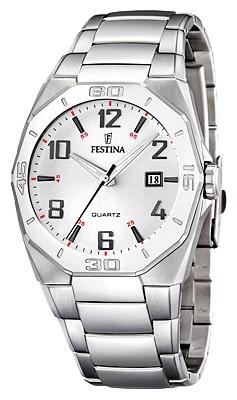 Festina F16504.2 - мужские наручные часы из коллекции SportFestina<br><br><br>Бренд: Festina<br>Модель: Festina F16504/2<br>Артикул: F16504.2<br>Вариант артикула: None<br>Коллекция: Sport<br>Подколлекция: None<br>Страна: Испания<br>Пол: мужские<br>Тип механизма: кварцевые<br>Механизм: MGM10<br>Количество камней: None<br>Автоподзавод: None<br>Источник энергии: от батарейки<br>Срок службы элемента питания: None<br>Дисплей: стрелки<br>Цифры: арабские<br>Водозащита: WR 50<br>Противоударные: None<br>Материал корпуса: нерж. сталь<br>Материал браслета: нерж. сталь<br>Материал безеля: None<br>Стекло: минеральное<br>Антибликовое покрытие: None<br>Цвет корпуса: None<br>Цвет браслета: None<br>Цвет циферблата: None<br>Цвет безеля: None<br>Размеры: 40.5 мм<br>Диаметр: None<br>Диаметр корпуса: None<br>Толщина: None<br>Ширина ремешка: None<br>Вес: None<br>Спорт-функции: None<br>Подсветка: стрелок<br>Вставка: None<br>Отображение даты: число<br>Хронограф: None<br>Таймер: None<br>Термометр: None<br>Хронометр: None<br>GPS: None<br>Радиосинхронизация: None<br>Барометр: None<br>Скелетон: None<br>Дополнительная информация: None<br>Дополнительные функции: None