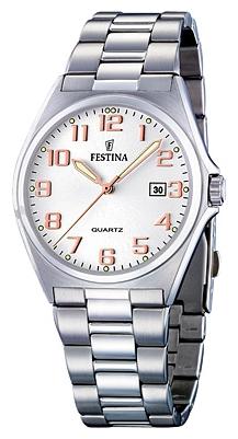 Festina F16374.7 - мужские наручные часы из коллекции ClassicFestina<br><br><br>Бренд: Festina<br>Модель: Festina F16374/7<br>Артикул: F16374.7<br>Вариант артикула: None<br>Коллекция: Classic<br>Подколлекция: None<br>Страна: Испания<br>Пол: мужские<br>Тип механизма: кварцевые<br>Механизм: M1M12<br>Количество камней: None<br>Автоподзавод: None<br>Источник энергии: от батарейки<br>Срок службы элемента питания: None<br>Дисплей: стрелки<br>Цифры: арабские<br>Водозащита: WR 50<br>Противоударные: None<br>Материал корпуса: нерж. сталь<br>Материал браслета: нерж. сталь<br>Материал безеля: None<br>Стекло: минеральное<br>Антибликовое покрытие: None<br>Цвет корпуса: None<br>Цвет браслета: None<br>Цвет циферблата: None<br>Цвет безеля: None<br>Размеры: 40 мм<br>Диаметр: None<br>Диаметр корпуса: None<br>Толщина: None<br>Ширина ремешка: None<br>Вес: None<br>Спорт-функции: None<br>Подсветка: стрелок<br>Вставка: None<br>Отображение даты: число<br>Хронограф: None<br>Таймер: None<br>Термометр: None<br>Хронометр: None<br>GPS: None<br>Радиосинхронизация: None<br>Барометр: None<br>Скелетон: None<br>Дополнительная информация: None<br>Дополнительные функции: None