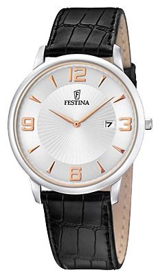 Festina F6806.3 - мужские наручные часы из коллекции ClassicFestina<br><br><br>Бренд: Festina<br>Модель: Festina F6806/3<br>Артикул: F6806.3<br>Вариант артикула: None<br>Коллекция: Classic<br>Подколлекция: None<br>Страна: Испания<br>Пол: мужские<br>Тип механизма: кварцевые<br>Механизм: M9U15<br>Количество камней: None<br>Автоподзавод: None<br>Источник энергии: от батарейки<br>Срок службы элемента питания: None<br>Дисплей: стрелки<br>Цифры: арабские<br>Водозащита: WR 30<br>Противоударные: None<br>Материал корпуса: нерж. сталь<br>Материал браслета: кожа<br>Материал безеля: None<br>Стекло: минеральное<br>Антибликовое покрытие: None<br>Цвет корпуса: None<br>Цвет браслета: None<br>Цвет циферблата: None<br>Цвет безеля: None<br>Размеры: 40 мм<br>Диаметр: None<br>Диаметр корпуса: None<br>Толщина: None<br>Ширина ремешка: None<br>Вес: None<br>Спорт-функции: None<br>Подсветка: None<br>Вставка: None<br>Отображение даты: число<br>Хронограф: None<br>Таймер: None<br>Термометр: None<br>Хронометр: None<br>GPS: None<br>Радиосинхронизация: None<br>Барометр: None<br>Скелетон: None<br>Дополнительная информация: None<br>Дополнительные функции: None