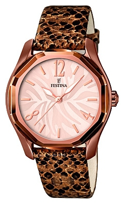 Festina F16740.1 - женские наручные часы из коллекции DreamFestina<br><br><br>Бренд: Festina<br>Модель: Festina F16740/1<br>Артикул: F16740.1<br>Вариант артикула: None<br>Коллекция: Dream<br>Подколлекция: None<br>Страна: Испания<br>Пол: женские<br>Тип механизма: кварцевые<br>Механизм: M2035<br>Количество камней: None<br>Автоподзавод: None<br>Источник энергии: от батарейки<br>Срок службы элемента питания: None<br>Дисплей: стрелки<br>Цифры: арабские<br>Водозащита: WR 50<br>Противоударные: None<br>Материал корпуса: нерж. сталь, PVD покрытие (полное)<br>Материал браслета: кожа<br>Материал безеля: None<br>Стекло: минеральное<br>Антибликовое покрытие: None<br>Цвет корпуса: None<br>Цвет браслета: None<br>Цвет циферблата: None<br>Цвет безеля: None<br>Размеры: 36.4 мм<br>Диаметр: None<br>Диаметр корпуса: None<br>Толщина: None<br>Ширина ремешка: None<br>Вес: None<br>Спорт-функции: None<br>Подсветка: стрелок<br>Вставка: None<br>Отображение даты: None<br>Хронограф: None<br>Таймер: None<br>Термометр: None<br>Хронометр: None<br>GPS: None<br>Радиосинхронизация: None<br>Барометр: None<br>Скелетон: None<br>Дополнительная информация: None<br>Дополнительные функции: None