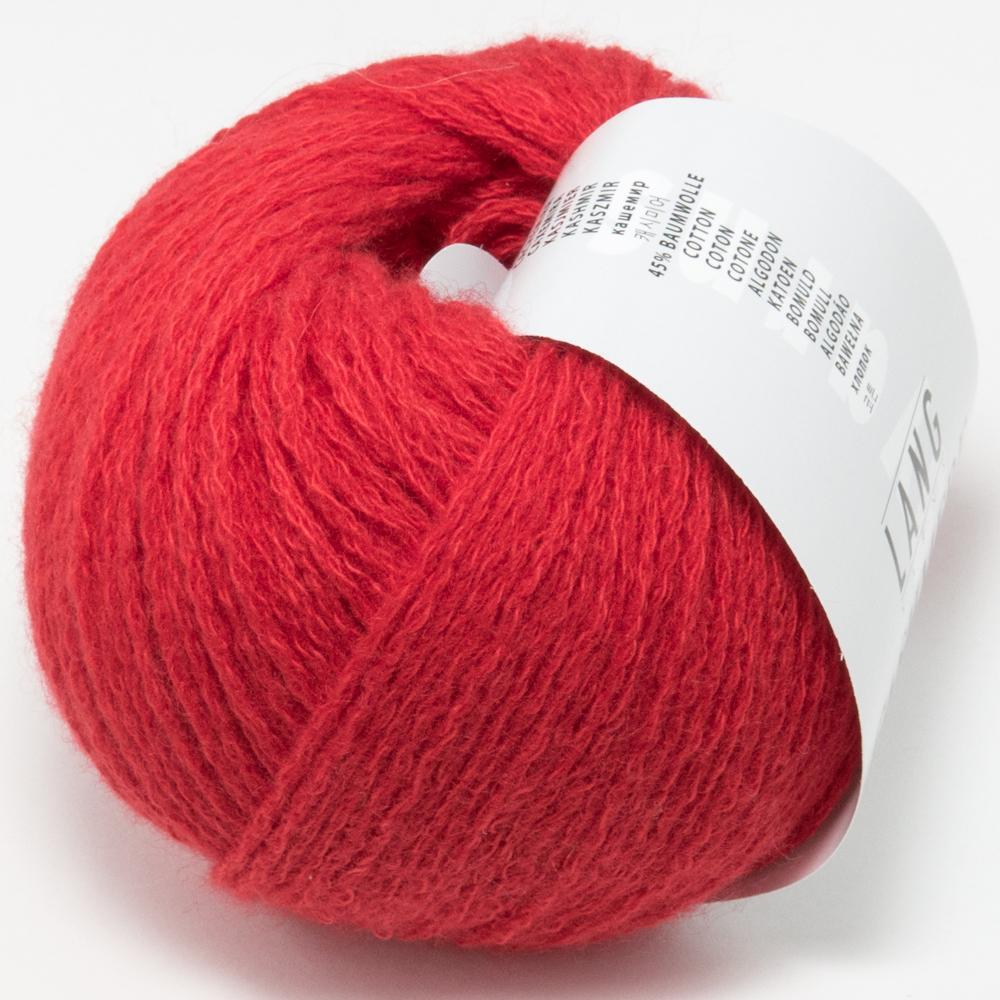 Пряжа для вязания с кашемиром 606