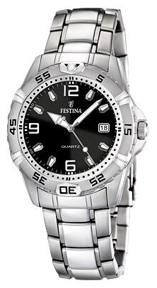 Festina F16636.4 - мужские наручные часы из коллекции EstucheFestina<br><br><br>Бренд: Festina<br>Модель: Festina F16636/4<br>Артикул: F16636.4<br>Вариант артикула: None<br>Коллекция: Estuche<br>Подколлекция: None<br>Страна: Испания<br>Пол: мужские<br>Тип механизма: кварцевые<br>Механизм: M2115<br>Количество камней: None<br>Автоподзавод: None<br>Источник энергии: от батарейки<br>Срок службы элемента питания: None<br>Дисплей: стрелки<br>Цифры: арабские<br>Водозащита: WR 100<br>Противоударные: None<br>Материал корпуса: нерж. сталь<br>Материал браслета: нерж. сталь<br>Материал безеля: None<br>Стекло: минеральное<br>Антибликовое покрытие: None<br>Цвет корпуса: None<br>Цвет браслета: None<br>Цвет циферблата: None<br>Цвет безеля: None<br>Размеры: 40 мм<br>Диаметр: None<br>Диаметр корпуса: None<br>Толщина: None<br>Ширина ремешка: None<br>Вес: None<br>Спорт-функции: None<br>Подсветка: стрелок<br>Вставка: None<br>Отображение даты: число<br>Хронограф: None<br>Таймер: None<br>Термометр: None<br>Хронометр: None<br>GPS: None<br>Радиосинхронизация: None<br>Барометр: None<br>Скелетон: None<br>Дополнительная информация: None<br>Дополнительные функции: None