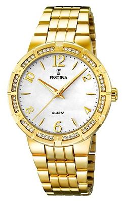 Festina F16704.1 - женские наручные часы из коллекции ClassicFestina<br><br><br>Бренд: Festina<br>Модель: Festina F16704/1<br>Артикул: F16704.1<br>Вариант артикула: None<br>Коллекция: Classic<br>Подколлекция: None<br>Страна: Испания<br>Пол: женские<br>Тип механизма: кварцевые<br>Механизм: M2035<br>Количество камней: None<br>Автоподзавод: None<br>Источник энергии: от батарейки<br>Срок службы элемента питания: None<br>Дисплей: стрелки<br>Цифры: арабские<br>Водозащита: WR 50<br>Противоударные: None<br>Материал корпуса: нерж. сталь, PVD покрытие (полное)<br>Материал браслета: нерж. сталь, PVD покрытие (полное)<br>Материал безеля: None<br>Стекло: минеральное<br>Антибликовое покрытие: None<br>Цвет корпуса: None<br>Цвет браслета: None<br>Цвет циферблата: None<br>Цвет безеля: None<br>Размеры: 36 мм<br>Диаметр: None<br>Диаметр корпуса: None<br>Толщина: None<br>Ширина ремешка: None<br>Вес: None<br>Спорт-функции: None<br>Подсветка: стрелок<br>Вставка: None<br>Отображение даты: None<br>Хронограф: None<br>Таймер: None<br>Термометр: None<br>Хронометр: None<br>GPS: None<br>Радиосинхронизация: None<br>Барометр: None<br>Скелетон: None<br>Дополнительная информация: None<br>Дополнительные функции: None