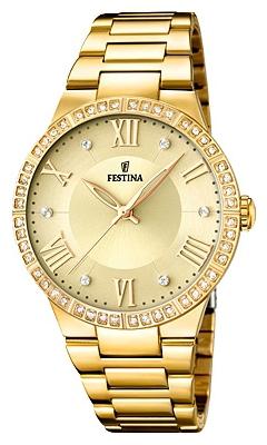 Festina F16720.2 - женские наручные часы из коллекции MademoiselleFestina<br><br><br>Бренд: Festina<br>Модель: Festina F16720/2<br>Артикул: F16720.2<br>Вариант артикула: None<br>Коллекция: Mademoiselle<br>Подколлекция: None<br>Страна: Испания<br>Пол: женские<br>Тип механизма: кварцевые<br>Механизм: M2035<br>Количество камней: None<br>Автоподзавод: None<br>Источник энергии: от батарейки<br>Срок службы элемента питания: None<br>Дисплей: стрелки<br>Цифры: римские<br>Водозащита: WR 50<br>Противоударные: None<br>Материал корпуса: нерж. сталь, PVD покрытие (полное)<br>Материал браслета: нерж. сталь, PVD покрытие (полное)<br>Материал безеля: None<br>Стекло: минеральное<br>Антибликовое покрытие: None<br>Цвет корпуса: None<br>Цвет браслета: None<br>Цвет циферблата: None<br>Цвет безеля: None<br>Размеры: 36.8 мм<br>Диаметр: None<br>Диаметр корпуса: None<br>Толщина: None<br>Ширина ремешка: None<br>Вес: None<br>Спорт-функции: None<br>Подсветка: None<br>Вставка: циркон<br>Отображение даты: None<br>Хронограф: None<br>Таймер: None<br>Термометр: None<br>Хронометр: None<br>GPS: None<br>Радиосинхронизация: None<br>Барометр: None<br>Скелетон: None<br>Дополнительная информация: None<br>Дополнительные функции: None