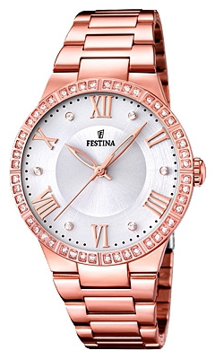 Festina F16721.1 - женские наручные часы из коллекции MademoiselleFestina<br><br><br>Бренд: Festina<br>Модель: Festina F16721/1<br>Артикул: F16721.1<br>Вариант артикула: None<br>Коллекция: Mademoiselle<br>Подколлекция: None<br>Страна: Испания<br>Пол: женские<br>Тип механизма: кварцевые<br>Механизм: M2035<br>Количество камней: None<br>Автоподзавод: None<br>Источник энергии: от батарейки<br>Срок службы элемента питания: None<br>Дисплей: стрелки<br>Цифры: римские<br>Водозащита: WR 50<br>Противоударные: None<br>Материал корпуса: нерж. сталь, PVD покрытие (полное)<br>Материал браслета: нерж. сталь, PVD покрытие (полное)<br>Материал безеля: None<br>Стекло: минеральное<br>Антибликовое покрытие: None<br>Цвет корпуса: None<br>Цвет браслета: None<br>Цвет циферблата: None<br>Цвет безеля: None<br>Размеры: 36.8 мм<br>Диаметр: None<br>Диаметр корпуса: None<br>Толщина: None<br>Ширина ремешка: None<br>Вес: None<br>Спорт-функции: None<br>Подсветка: None<br>Вставка: циркон<br>Отображение даты: None<br>Хронограф: None<br>Таймер: None<br>Термометр: None<br>Хронометр: None<br>GPS: None<br>Радиосинхронизация: None<br>Барометр: None<br>Скелетон: None<br>Дополнительная информация: None<br>Дополнительные функции: None