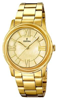 Festina F16724.2 - женские наручные часы из коллекции 9Festina<br><br><br>Бренд: Festina<br>Модель: Festina F16724/2<br>Артикул: F16724.2<br>Вариант артикула: None<br>Коллекция: 9<br>Подколлекция: None<br>Страна: Испания<br>Пол: женские<br>Тип механизма: кварцевые<br>Механизм: M2035<br>Количество камней: None<br>Автоподзавод: None<br>Источник энергии: от батарейки<br>Срок службы элемента питания: None<br>Дисплей: стрелки<br>Цифры: римские<br>Водозащита: WR 50<br>Противоударные: None<br>Материал корпуса: нерж. сталь, PVD покрытие (полное)<br>Материал браслета: нерж. сталь, PVD покрытие (полное)<br>Материал безеля: None<br>Стекло: минеральное<br>Антибликовое покрытие: None<br>Цвет корпуса: None<br>Цвет браслета: None<br>Цвет циферблата: None<br>Цвет безеля: None<br>Размеры: 36.2 мм<br>Диаметр: None<br>Диаметр корпуса: None<br>Толщина: None<br>Ширина ремешка: None<br>Вес: None<br>Спорт-функции: None<br>Подсветка: стрелок<br>Вставка: None<br>Отображение даты: None<br>Хронограф: None<br>Таймер: None<br>Термометр: None<br>Хронометр: None<br>GPS: None<br>Радиосинхронизация: None<br>Барометр: None<br>Скелетон: None<br>Дополнительная информация: None<br>Дополнительные функции: None