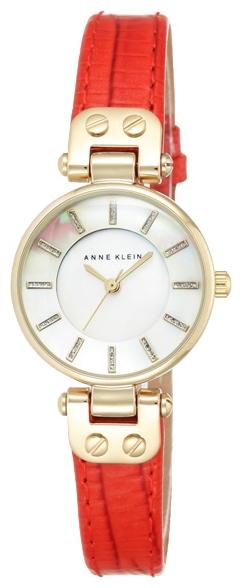 Anne Klein 1950MPRD - женские наручные часы из коллекции RingAnne Klein<br><br><br>Бренд: Anne Klein<br>Модель: Anne Klein 1950 MPRD<br>Артикул: 1950MPRD<br>Вариант артикула: None<br>Коллекция: Ring<br>Подколлекция: None<br>Страна: США<br>Пол: женские<br>Тип механизма: кварцевые<br>Механизм: None<br>Количество камней: None<br>Автоподзавод: None<br>Источник энергии: от батарейки<br>Срок службы элемента питания: None<br>Дисплей: стрелки<br>Цифры: отсутствуют<br>Водозащита: WR 30<br>Противоударные: None<br>Материал корпуса: не указан, PVD покрытие (полное)<br>Материал браслета: кожа<br>Материал безеля: None<br>Стекло: минеральное<br>Антибликовое покрытие: None<br>Цвет корпуса: None<br>Цвет браслета: None<br>Цвет циферблата: None<br>Цвет безеля: None<br>Размеры: 26 мм<br>Диаметр: None<br>Диаметр корпуса: None<br>Толщина: None<br>Ширина ремешка: None<br>Вес: None<br>Спорт-функции: None<br>Подсветка: None<br>Вставка: None<br>Отображение даты: None<br>Хронограф: None<br>Таймер: None<br>Термометр: None<br>Хронометр: None<br>GPS: None<br>Радиосинхронизация: None<br>Барометр: None<br>Скелетон: None<br>Дополнительная информация: None<br>Дополнительные функции: None