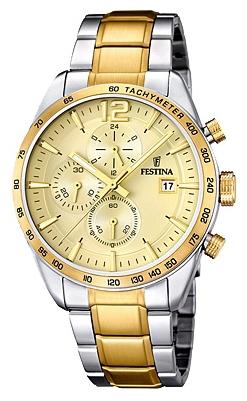 Festina F16761.1 - мужские наручные часы из коллекции ChronographFestina<br><br><br>Бренд: Festina<br>Модель: Festina F16761/1<br>Артикул: F16761.1<br>Вариант артикула: None<br>Коллекция: Chronograph<br>Подколлекция: None<br>Страна: Испания<br>Пол: мужские<br>Тип механизма: кварцевые<br>Механизм: MJS15<br>Количество камней: None<br>Автоподзавод: None<br>Источник энергии: от батарейки<br>Срок службы элемента питания: None<br>Дисплей: стрелки<br>Цифры: арабские<br>Водозащита: WR 50<br>Противоударные: None<br>Материал корпуса: нерж. сталь, PVD покрытие (частичное)<br>Материал браслета: нерж. сталь, PVD покрытие (частичное)<br>Материал безеля: None<br>Стекло: минеральное<br>Антибликовое покрытие: None<br>Цвет корпуса: None<br>Цвет браслета: None<br>Цвет циферблата: None<br>Цвет безеля: None<br>Размеры: 44 мм<br>Диаметр: None<br>Диаметр корпуса: None<br>Толщина: None<br>Ширина ремешка: None<br>Вес: None<br>Спорт-функции: секундомер<br>Подсветка: стрелок<br>Вставка: None<br>Отображение даты: число<br>Хронограф: есть<br>Таймер: None<br>Термометр: None<br>Хронометр: None<br>GPS: None<br>Радиосинхронизация: None<br>Барометр: None<br>Скелетон: None<br>Дополнительная информация: None<br>Дополнительные функции: None