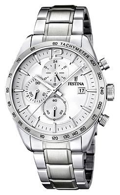 Festina F16759.1 - мужские наручные часы из коллекции ChronographFestina<br><br><br>Бренд: Festina<br>Модель: Festina F16759/1<br>Артикул: F16759.1<br>Вариант артикула: None<br>Коллекция: Chronograph<br>Подколлекция: None<br>Страна: Испания<br>Пол: мужские<br>Тип механизма: кварцевые<br>Механизм: MJS15<br>Количество камней: None<br>Автоподзавод: None<br>Источник энергии: от батарейки<br>Срок службы элемента питания: None<br>Дисплей: стрелки<br>Цифры: арабские<br>Водозащита: WR 50<br>Противоударные: None<br>Материал корпуса: нерж. сталь<br>Материал браслета: нерж. сталь<br>Материал безеля: None<br>Стекло: минеральное<br>Антибликовое покрытие: None<br>Цвет корпуса: None<br>Цвет браслета: None<br>Цвет циферблата: None<br>Цвет безеля: None<br>Размеры: 44 мм<br>Диаметр: None<br>Диаметр корпуса: None<br>Толщина: None<br>Ширина ремешка: None<br>Вес: None<br>Спорт-функции: секундомер<br>Подсветка: стрелок<br>Вставка: None<br>Отображение даты: число<br>Хронограф: есть<br>Таймер: None<br>Термометр: None<br>Хронометр: None<br>GPS: None<br>Радиосинхронизация: None<br>Барометр: None<br>Скелетон: None<br>Дополнительная информация: None<br>Дополнительные функции: None