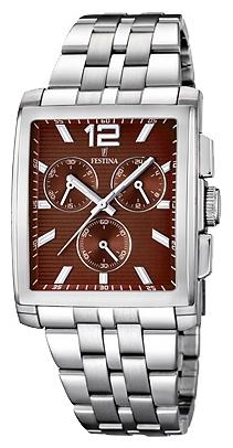 Festina F16755.3 - мужские наручные часы из коллекции ChronographFestina<br><br><br>Бренд: Festina<br>Модель: Festina F16755/3<br>Артикул: F16755.3<br>Вариант артикула: None<br>Коллекция: Chronograph<br>Подколлекция: None<br>Страна: Испания<br>Пол: мужские<br>Тип механизма: кварцевые<br>Механизм: MJS00<br>Количество камней: None<br>Автоподзавод: None<br>Источник энергии: от батарейки<br>Срок службы элемента питания: None<br>Дисплей: стрелки<br>Цифры: арабские<br>Водозащита: WR 50<br>Противоударные: None<br>Материал корпуса: нерж. сталь<br>Материал браслета: нерж. сталь<br>Материал безеля: None<br>Стекло: минеральное<br>Антибликовое покрытие: None<br>Цвет корпуса: None<br>Цвет браслета: None<br>Цвет циферблата: None<br>Цвет безеля: None<br>Размеры: None<br>Диаметр: None<br>Диаметр корпуса: None<br>Толщина: None<br>Ширина ремешка: None<br>Вес: None<br>Спорт-функции: секундомер<br>Подсветка: None<br>Вставка: None<br>Отображение даты: None<br>Хронограф: есть<br>Таймер: None<br>Термометр: None<br>Хронометр: None<br>GPS: None<br>Радиосинхронизация: None<br>Барометр: None<br>Скелетон: None<br>Дополнительная информация: None<br>Дополнительные функции: None