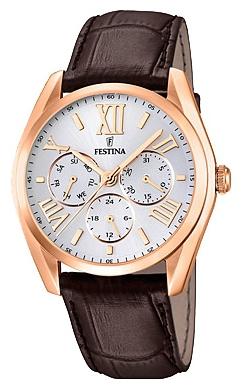 Festina F16754.1 - мужские наручные часы из коллекции MultifunctionFestina<br><br><br>Бренд: Festina<br>Модель: Festina F16754/1<br>Артикул: F16754.1<br>Вариант артикула: None<br>Коллекция: Multifunction<br>Подколлекция: None<br>Страна: Испания<br>Пол: мужские<br>Тип механизма: кварцевые<br>Механизм: M6P29<br>Количество камней: None<br>Автоподзавод: None<br>Источник энергии: от батарейки<br>Срок службы элемента питания: None<br>Дисплей: стрелки<br>Цифры: римские<br>Водозащита: WR 50<br>Противоударные: None<br>Материал корпуса: нерж. сталь, PVD покрытие (полное)<br>Материал браслета: кожа<br>Материал безеля: None<br>Стекло: минеральное<br>Антибликовое покрытие: None<br>Цвет корпуса: None<br>Цвет браслета: None<br>Цвет циферблата: None<br>Цвет безеля: None<br>Размеры: 42.2 мм<br>Диаметр: None<br>Диаметр корпуса: None<br>Толщина: None<br>Ширина ремешка: None<br>Вес: None<br>Спорт-функции: None<br>Подсветка: None<br>Вставка: None<br>Отображение даты: число, день недели<br>Хронограф: None<br>Таймер: None<br>Термометр: None<br>Хронометр: None<br>GPS: None<br>Радиосинхронизация: None<br>Барометр: None<br>Скелетон: None<br>Дополнительная информация: None<br>Дополнительные функции: None