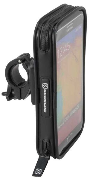 держатель для велосипеда Scosche Weatherproof Bike Mount for Larger Smartphone