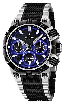 Festina F16775.5 - мужские наручные часы из коллекции Chrono BikeFestina<br><br><br>Бренд: Festina<br>Модель: Festina F16775/5<br>Артикул: F16775.5<br>Вариант артикула: None<br>Коллекция: Chrono Bike<br>Подколлекция: None<br>Страна: Испания<br>Пол: мужские<br>Тип механизма: кварцевые<br>Механизм: M6S20<br>Количество камней: None<br>Автоподзавод: None<br>Источник энергии: от батарейки<br>Срок службы элемента питания: None<br>Дисплей: стрелки<br>Цифры: отсутствуют<br>Водозащита: WR 100<br>Противоударные: None<br>Материал корпуса: нерж. сталь, частичное покрытие корпуса<br>Материал браслета: нерж. сталь, частичное дополнительное покрытие<br>Материал безеля: None<br>Стекло: минеральное<br>Антибликовое покрытие: None<br>Цвет корпуса: None<br>Цвет браслета: None<br>Цвет циферблата: None<br>Цвет безеля: None<br>Размеры: 44 мм<br>Диаметр: None<br>Диаметр корпуса: None<br>Толщина: None<br>Ширина ремешка: None<br>Вес: None<br>Спорт-функции: секундомер<br>Подсветка: стрелок<br>Вставка: None<br>Отображение даты: число<br>Хронограф: есть<br>Таймер: None<br>Термометр: None<br>Хронометр: None<br>GPS: None<br>Радиосинхронизация: None<br>Барометр: None<br>Скелетон: None<br>Дополнительная информация: None<br>Дополнительные функции: None