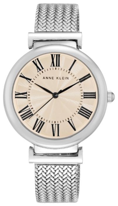 Anne Klein 2135CRSV - женские наручные часы из коллекции DailyAnne Klein<br><br><br>Бренд: Anne Klein<br>Модель: Anne Klein 2135 CRSV<br>Артикул: 2135CRSV<br>Вариант артикула: None<br>Коллекция: Daily<br>Подколлекция: None<br>Страна: США<br>Пол: женские<br>Тип механизма: кварцевые<br>Механизм: None<br>Количество камней: None<br>Автоподзавод: None<br>Источник энергии: от батарейки<br>Срок службы элемента питания: None<br>Дисплей: стрелки<br>Цифры: римские<br>Водозащита: WR 30<br>Противоударные: None<br>Материал корпуса: не указан<br>Материал браслета: нерж. сталь<br>Материал безеля: None<br>Стекло: минеральное<br>Антибликовое покрытие: None<br>Цвет корпуса: None<br>Цвет браслета: None<br>Цвет циферблата: None<br>Цвет безеля: None<br>Размеры: 38 мм<br>Диаметр: None<br>Диаметр корпуса: None<br>Толщина: None<br>Ширина ремешка: None<br>Вес: None<br>Спорт-функции: None<br>Подсветка: None<br>Вставка: None<br>Отображение даты: None<br>Хронограф: None<br>Таймер: None<br>Термометр: None<br>Хронометр: None<br>GPS: None<br>Радиосинхронизация: None<br>Барометр: None<br>Скелетон: None<br>Дополнительная информация: None<br>Дополнительные функции: None